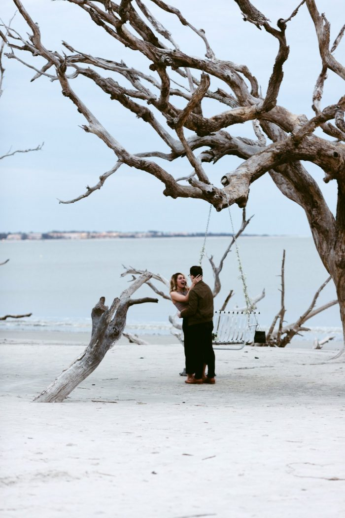 Wedding Proposal Ideas in Jekyll Island Ga