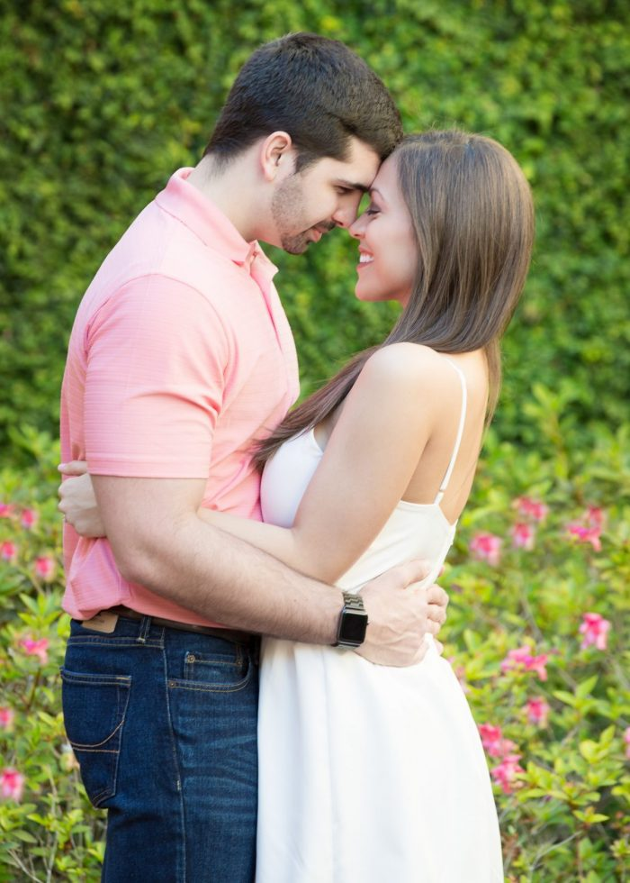 Where to Propose in Lake Eola Orlando Florida