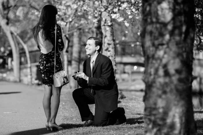 Marriage Proposal Ideas in Boston, Massachusetts