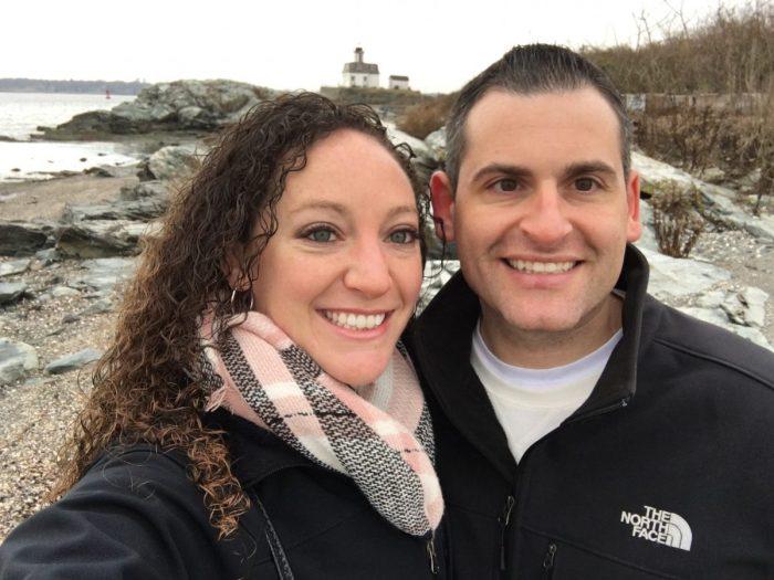 Wedding Proposal Ideas in Rose Island Light House (Newport, RI)