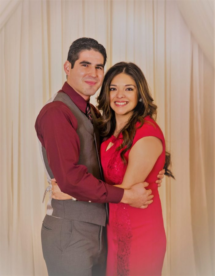 Valeria and Cristian's Engagement in Silver Sycamore