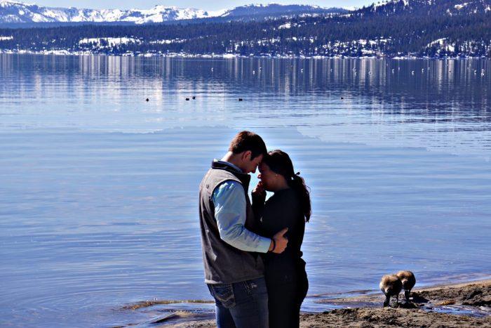 Wedding Proposal Ideas in Lake Tahoe