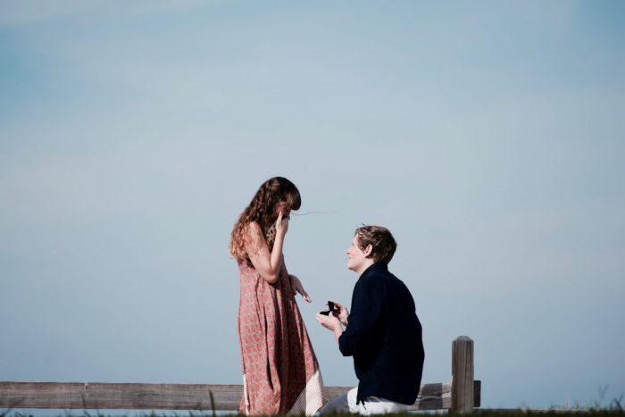 Rebecca's Proposal in Desoto National Memorial Park