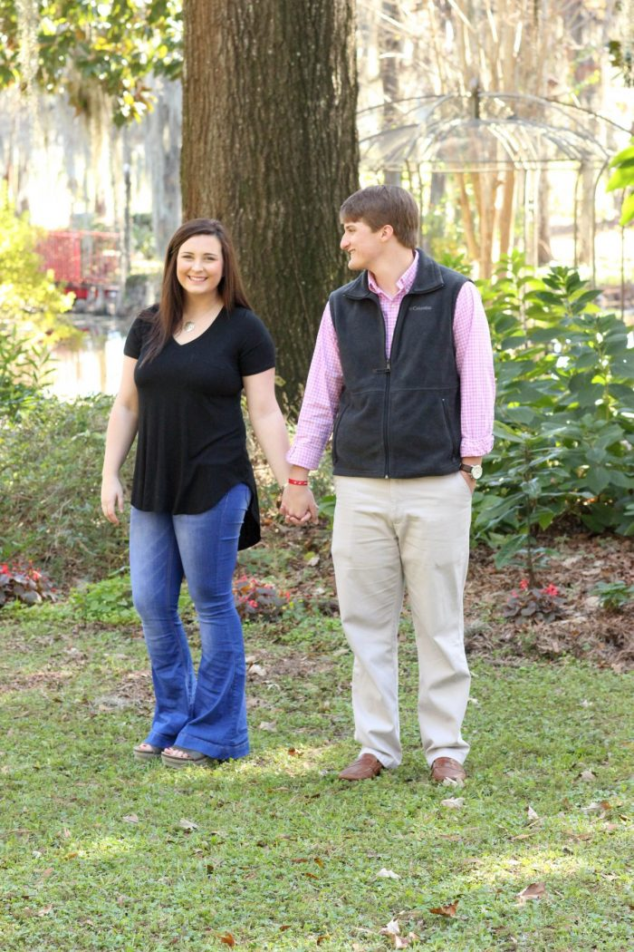 Engagement Proposal Ideas in Grace Episcopal Church