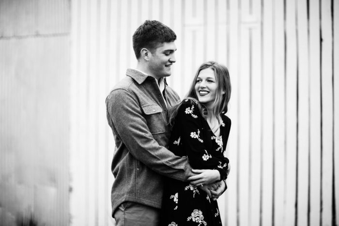 Wedding Proposal Ideas in Abbey's childhood farm