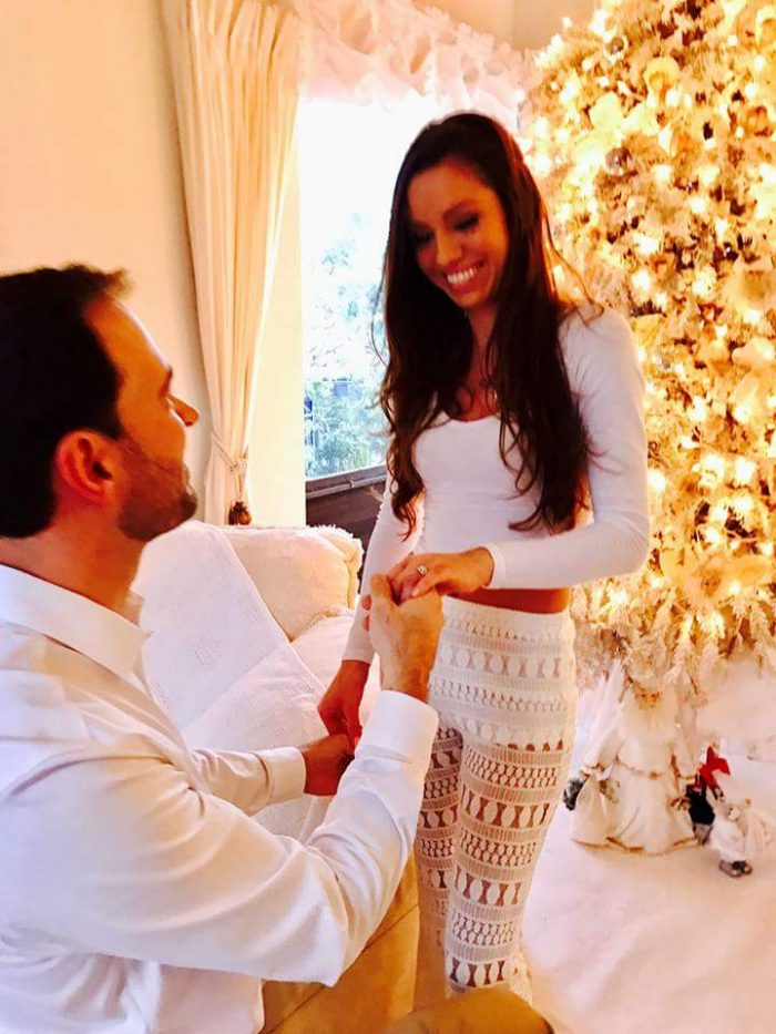 Wedding Proposal Ideas in At my family's home in Honolulu, Hawaii