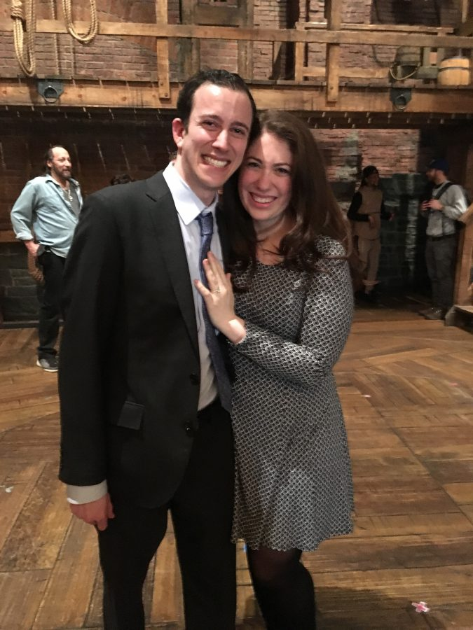 Catherine's Proposal in New York, NY