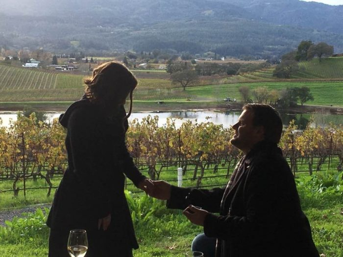 Marriage Proposal Ideas in Napa, CA