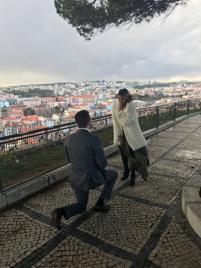 Engagement Proposal Ideas in Lisbon, Portugal