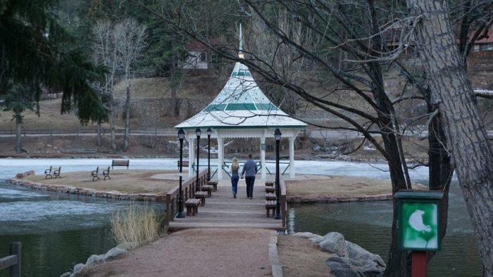 Proposal Ideas Greenwood Falls, Colorado