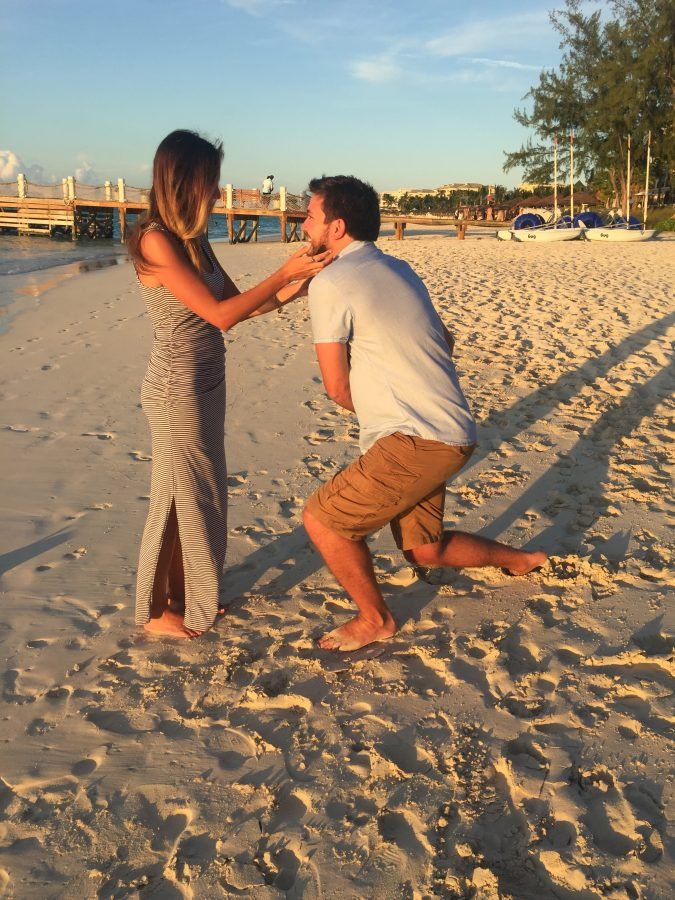 Lauren's Proposal in Turks and Caicos