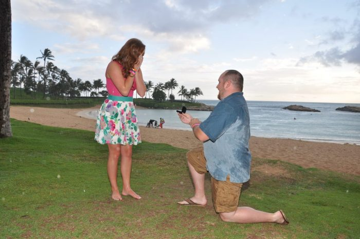 Proposal Ideas Oahu, Hawaii