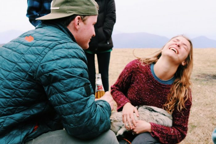Where to Propose in Max Patch North Carolina