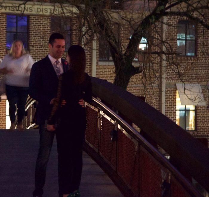 Jen's Proposal in Atlanta, GA