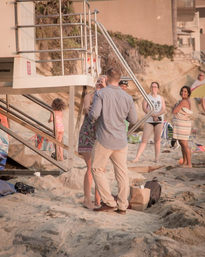 Wedding Proposal Ideas in Laguna beach, Ca