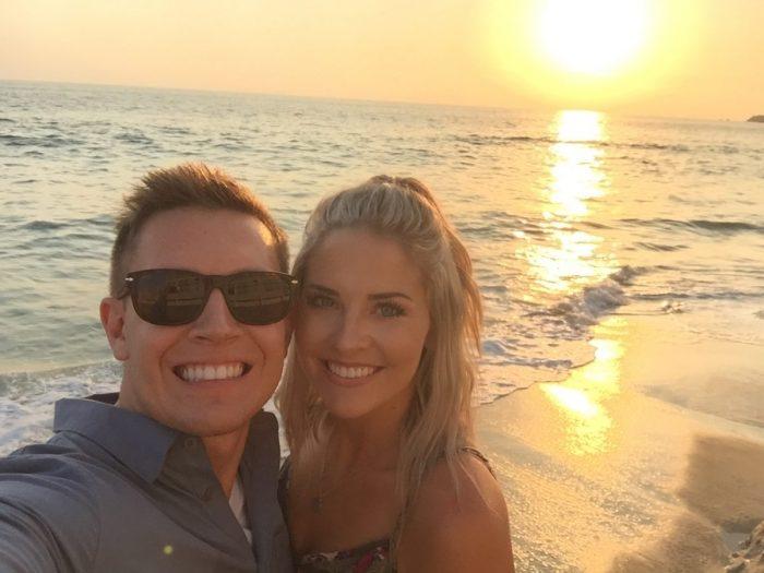 Brooke's Proposal in Laguna beach, Ca