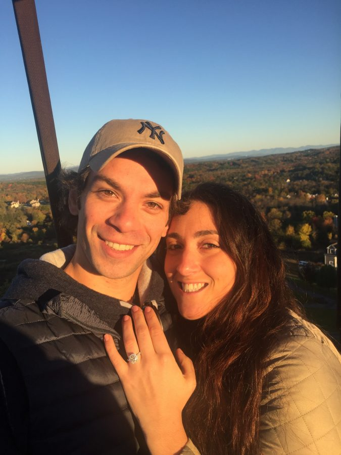 Daniela's Proposal in Poughkeepsie, NY