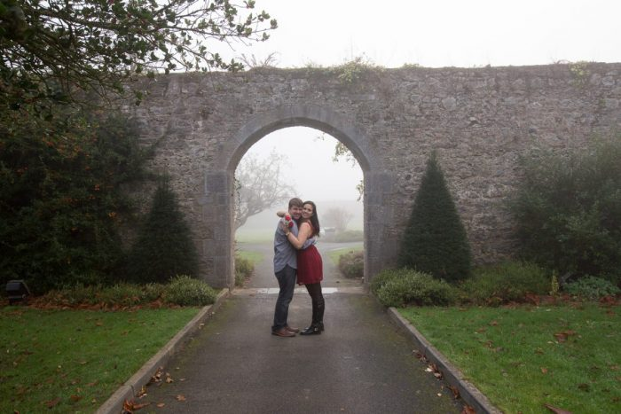 Marriage Proposal Ideas in Adare, Ireland
