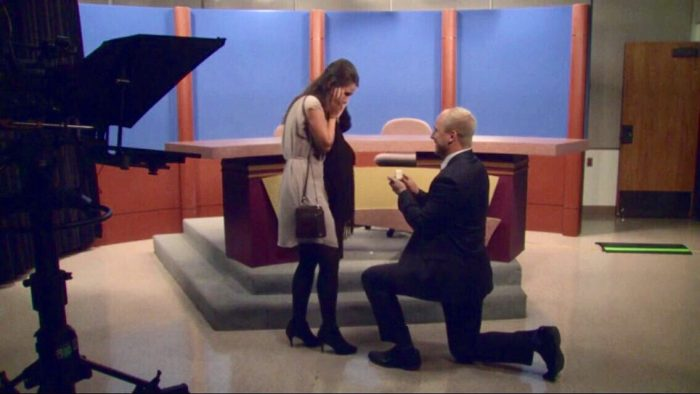 Engagement Proposal Ideas in Texas State Video Production Lab