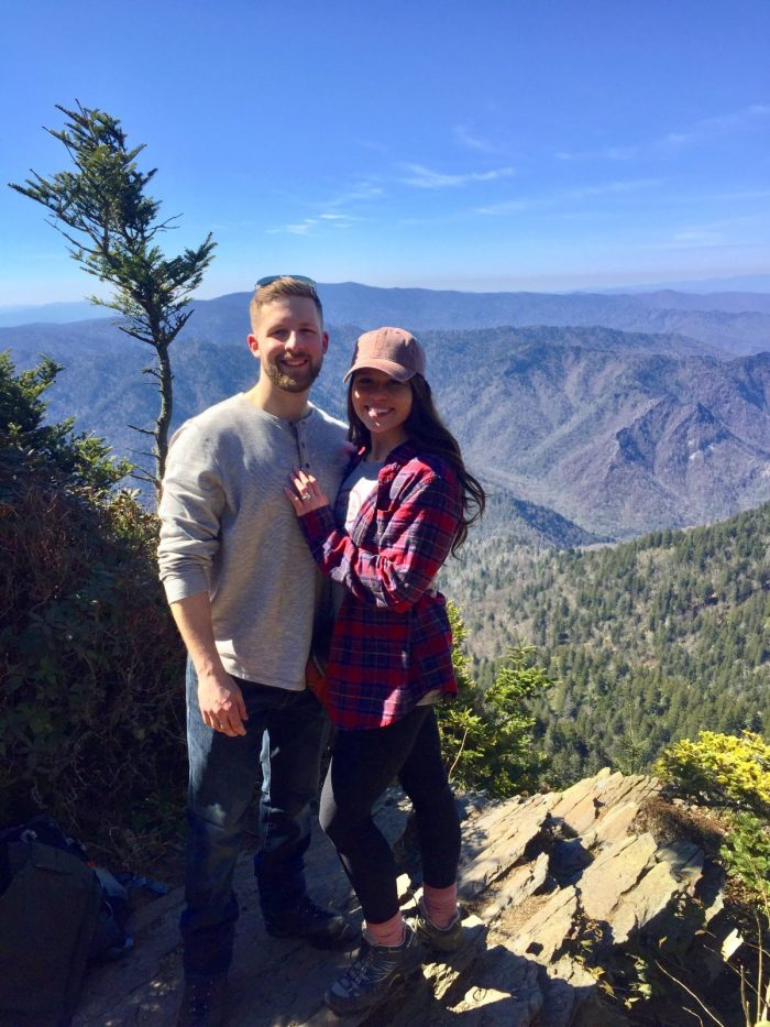 Wedding Proposal Ideas in The Great Smoky Mountains