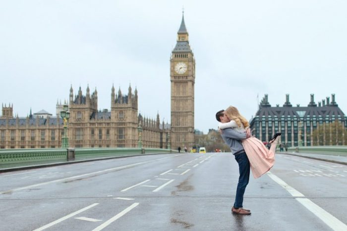 Proposal Ideas London, England