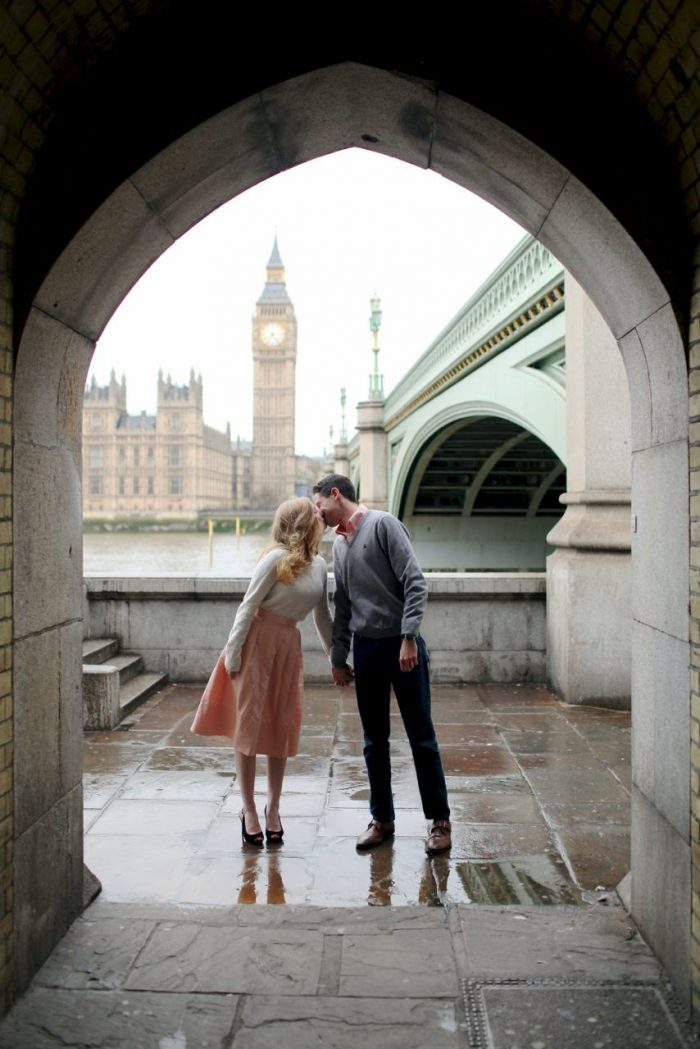 Where to Propose in London, England
