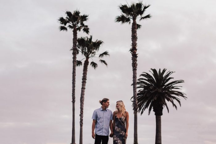 Maddy's Proposal in The Montage in Laguna Beach