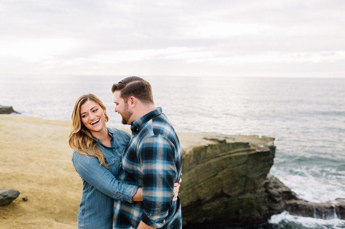 Alisa and Groom's Engagement in Lake Tahoe