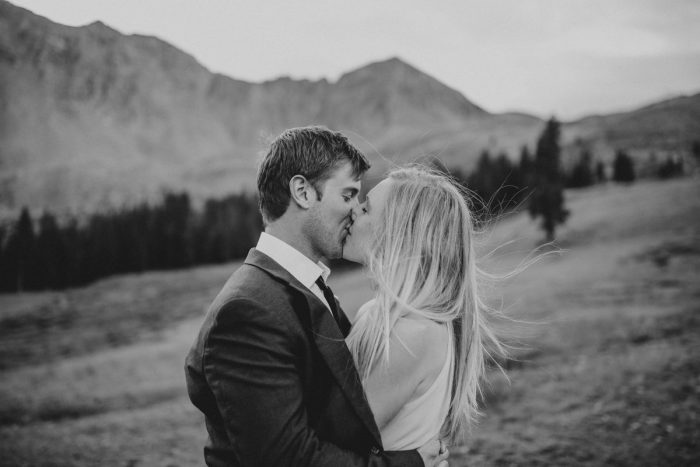 Wedding Proposal Ideas in Mayflower Gulch, Colorado