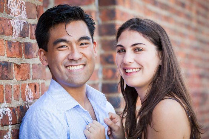 Marriage Proposal Ideas in Brooklyn Bridge Park