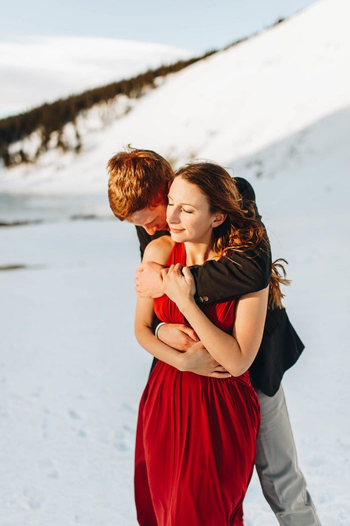 Where to Propose in St. Mary's Glacier