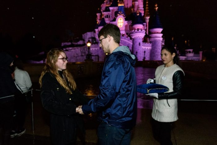 Wedding Proposal Ideas in Disneyland Paris