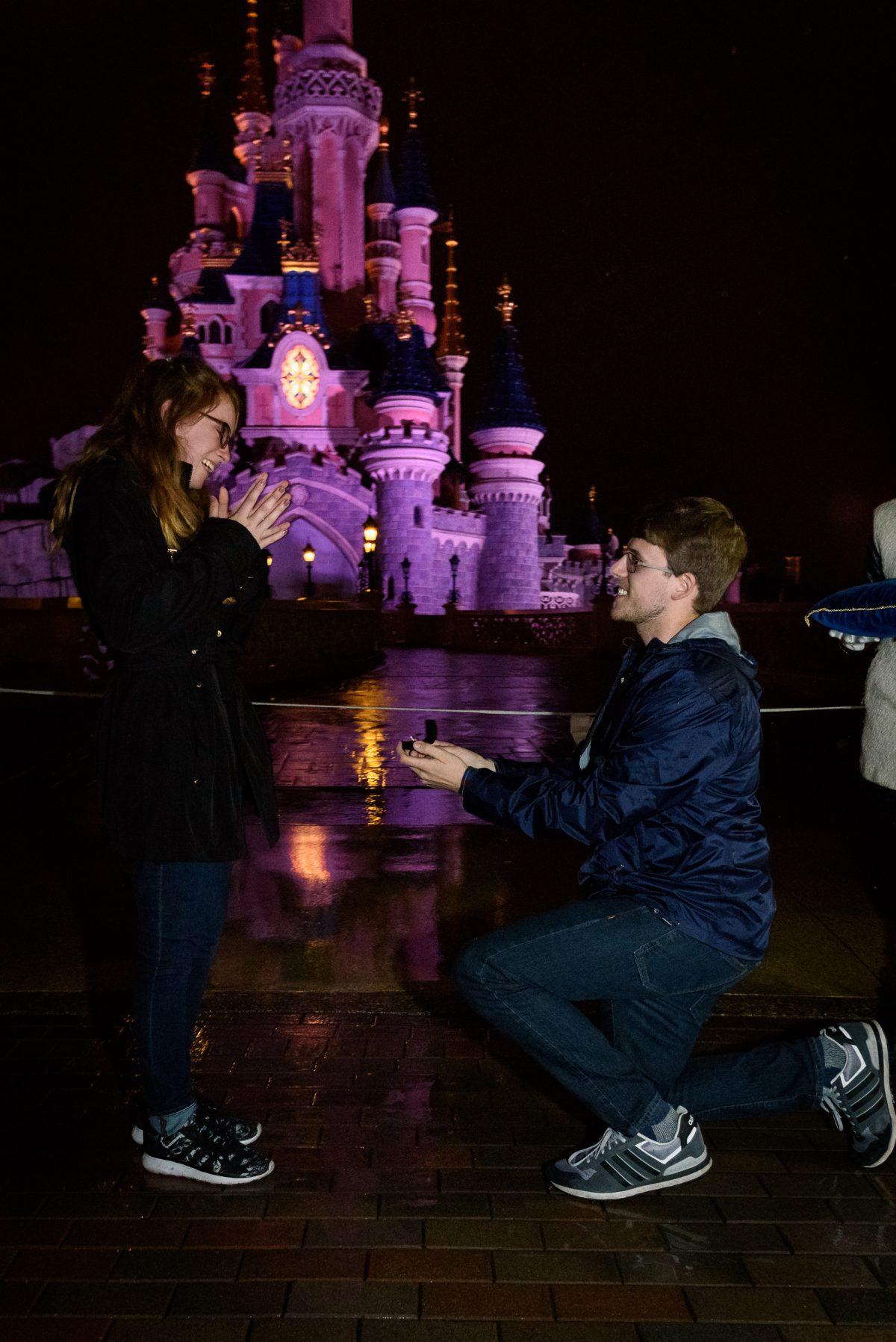 Proposal Ideas Disneyland Paris