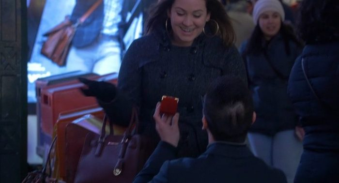 Wedding Proposal Ideas in Times Square New York City