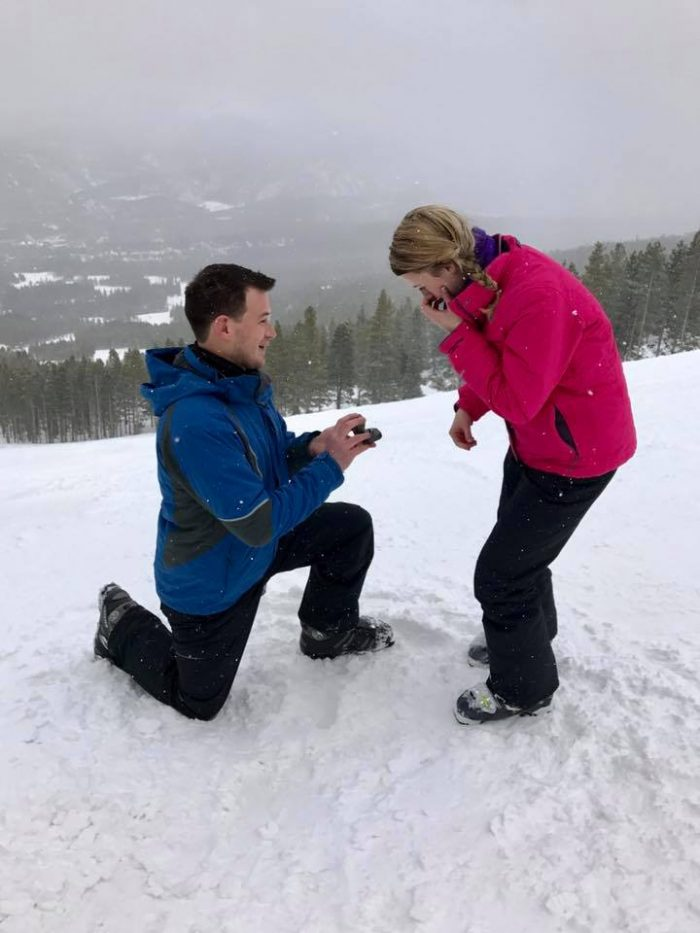 Engagement Proposal Ideas in Breckenridge, CO