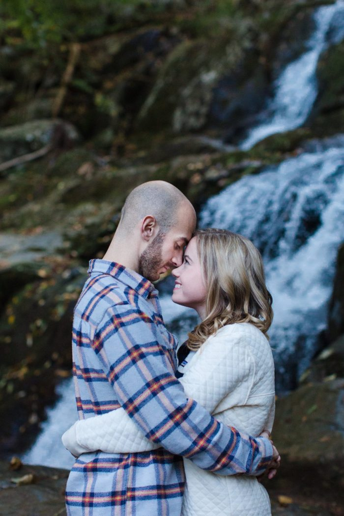 Marriage Proposal Ideas in Appalachian Trail, Spy Rock, VA