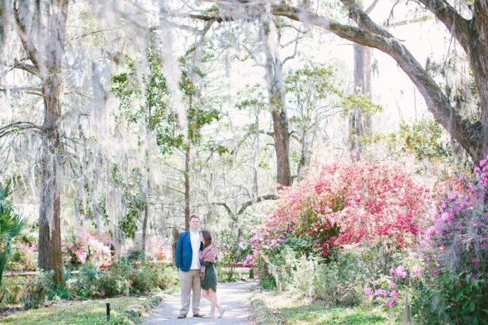 Where to Propose in Magnolia Plantation and Gardens, Charleston, SC