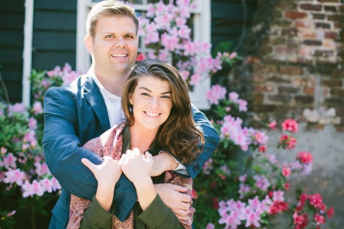 Engagement Proposal Ideas in Magnolia Plantation and Gardens, Charleston, SC