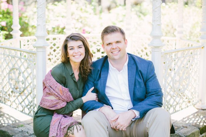 Wedding Proposal Ideas in Magnolia Plantation and Gardens, Charleston, SC