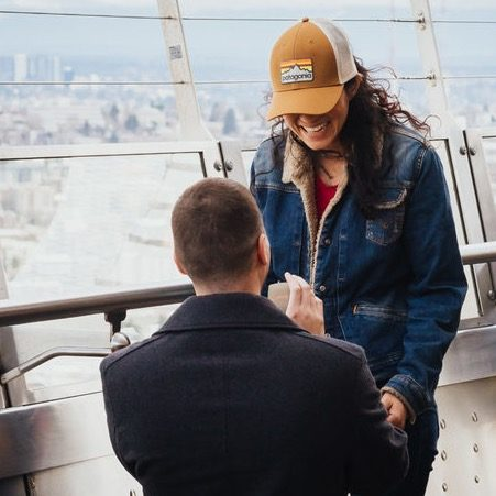 Engagement Proposal Ideas in Seattle, WA