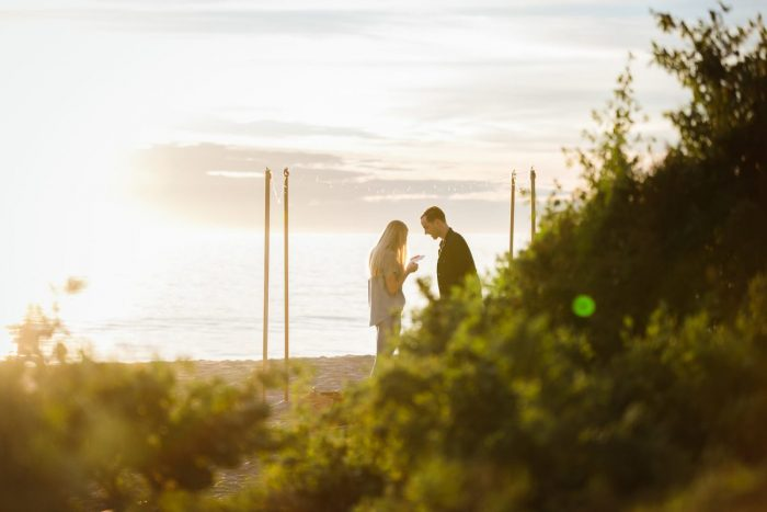 Engagement Proposal Ideas in San Clemente, CA