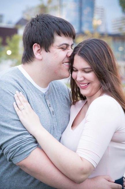 Amanda's Proposal in CIncinnati, Ohio