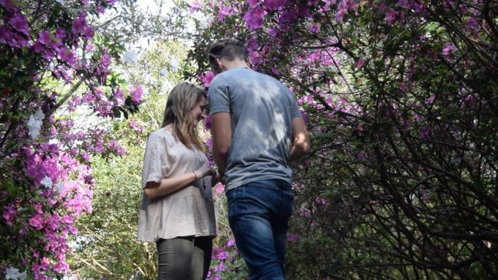 Image 4 of Kaley and Jimmy