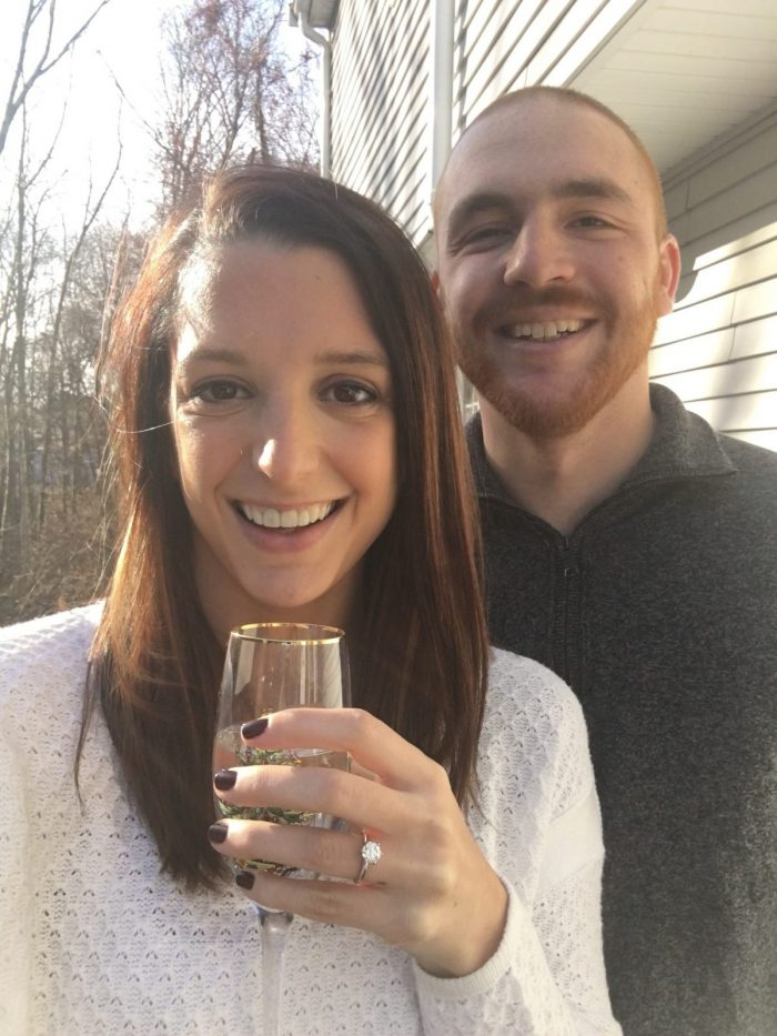 Proposal Ideas At our newly purchased home!