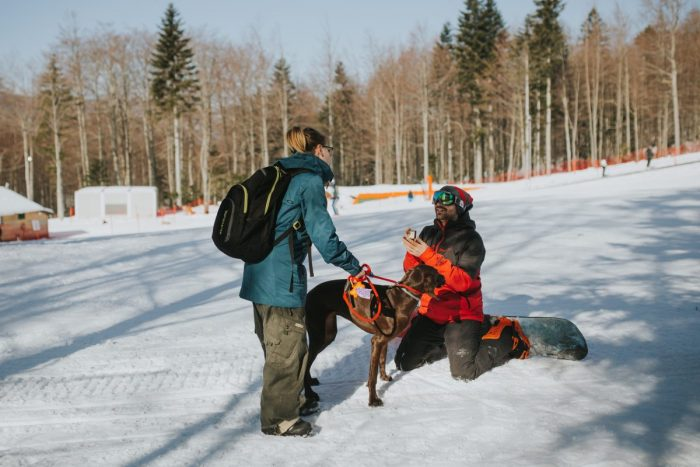Marriage Proposal Ideas in Platak ski resort, Croatia