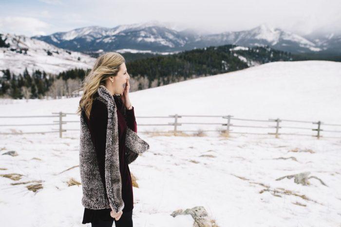 Elyse's Proposal in Roscoe, Montana