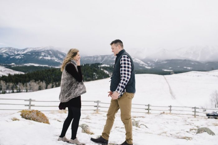 Marriage Proposal Ideas in Roscoe, Montana