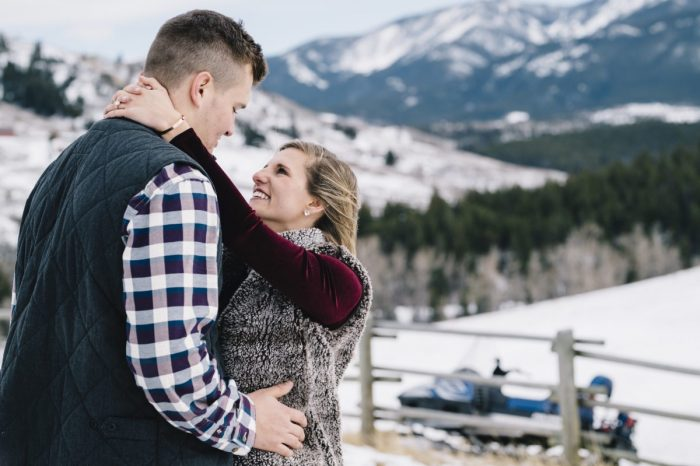 Engagement Proposal Ideas in Roscoe, Montana