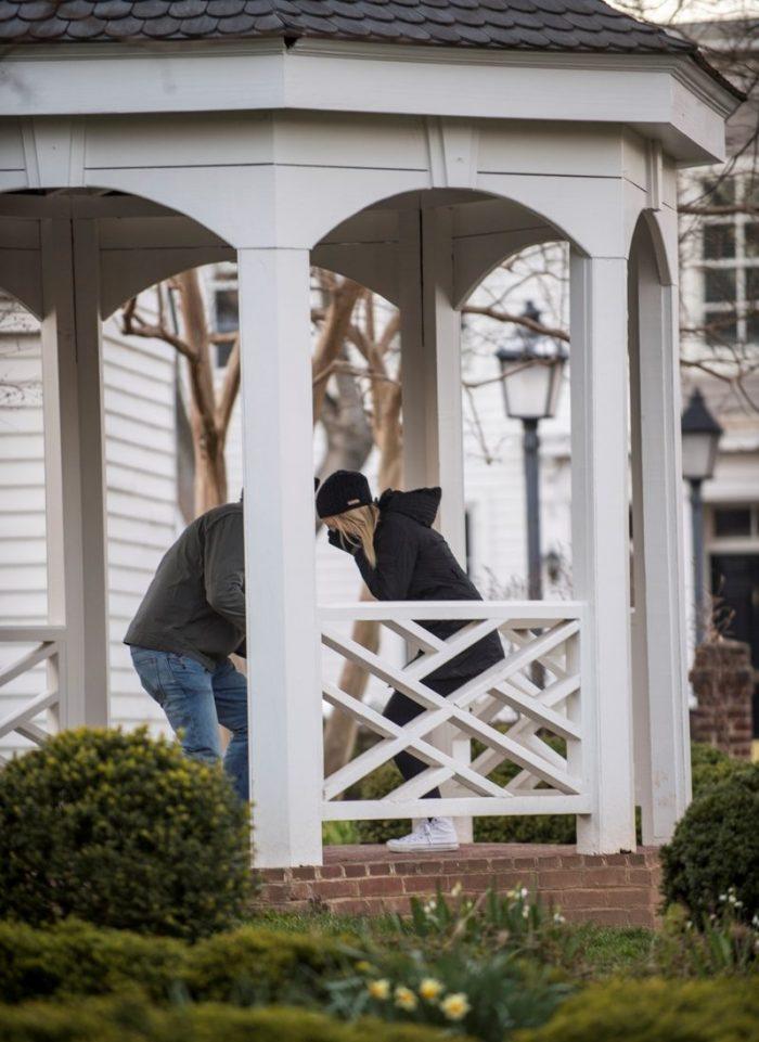 Caitlin's Proposal in Old Town Alexandria, VA