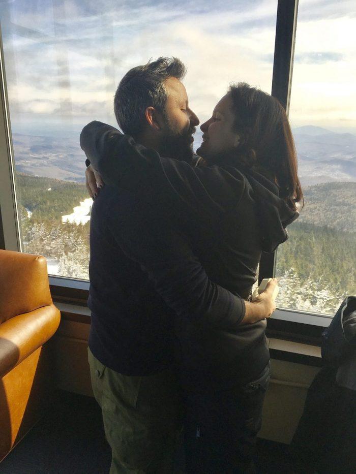 Marriage Proposal Ideas in Killington, Vermont
